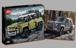 LEGO Technic 42110 Land Rover Defender: rivelato il nuovo set