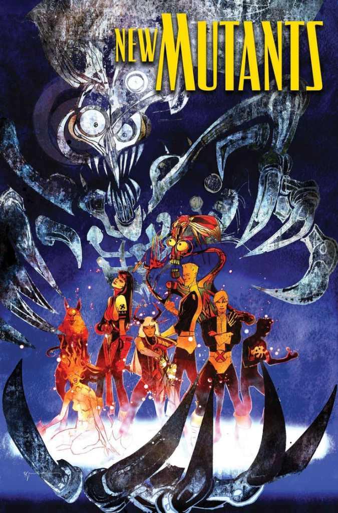 Chris Claremont e Bill Sienkiewicz new mutants war children marvel
