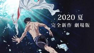 Free! - Rivelato il titolo del nuovo film in uscita nel 2020
