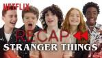 Stranger Things 3: il cast fa il recap delle prime due stagioni