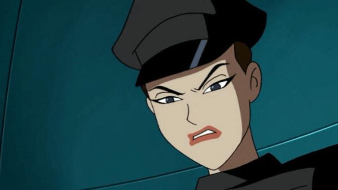 Mercy Graves Titans Natalie Gumed lex luthor