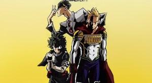 My Hero Academia: Heroes Rising le prime impressioni sul film