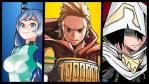 My Hero Academia, nuove immagini e data del trailer della 4 stagione