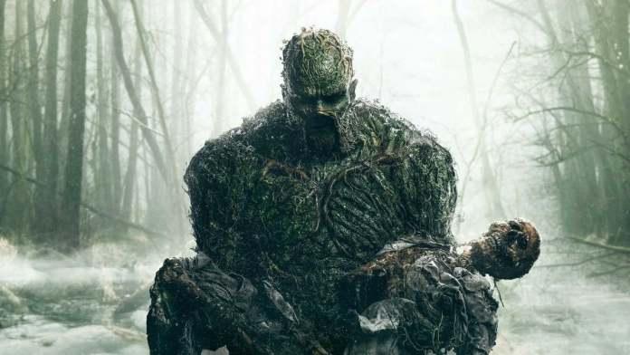 swamp thing warner bros dc universe