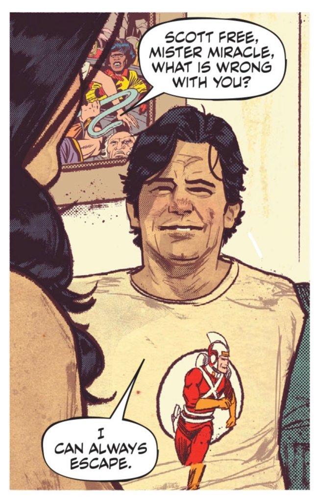 strange adventures adam tom king mitch gerards dc comics