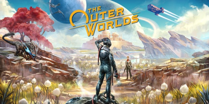 The Outer Worlds Nintendo Obsidian Entertainment