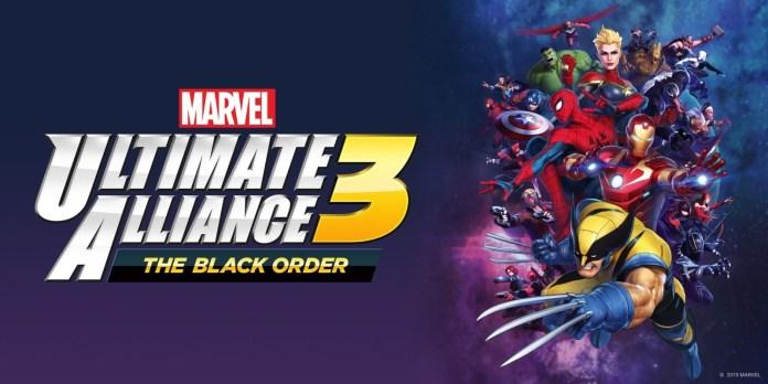Nintendo Switch Marvel