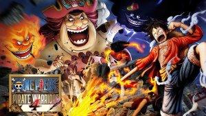 One Piece: Pirate Warriors 4 presentato ufficialmente