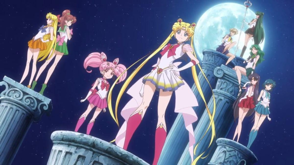 Sailor Moon, Toei annuncia l'arrivo del film Eternal