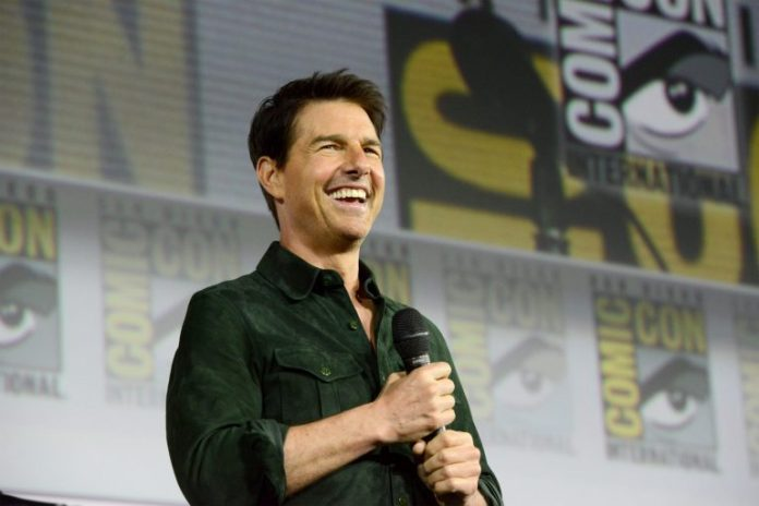 paramount pictures top gun: maverick Paramount Pictures tom cruise trailer san diego comic-con