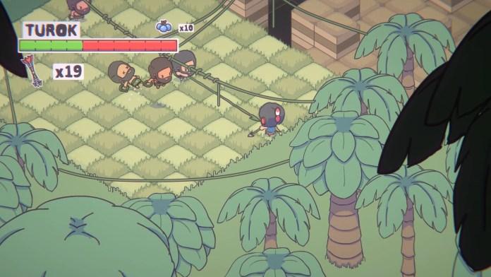 Giochi uscita luglio Turok: Escape from Lost Valley