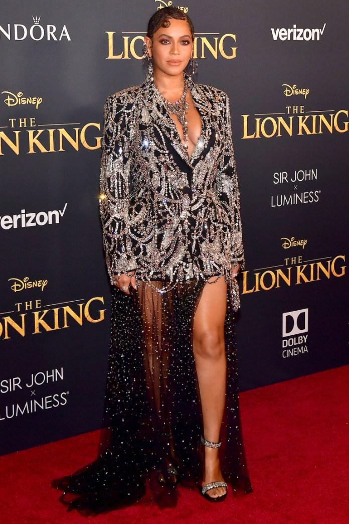 Il Re Leone - Beyoncé