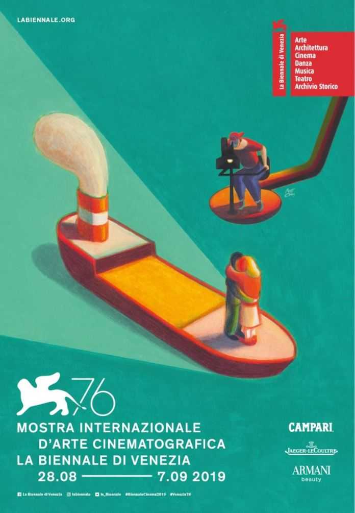 biennale cinema venezia 2019 programma zerozerozero the new pope joker