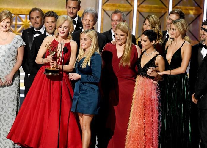 stagione rinnovo HBO big little lies emmys
