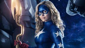 Stargirl: le foto del party per la fine delle riprese mostrano il nuovo logo