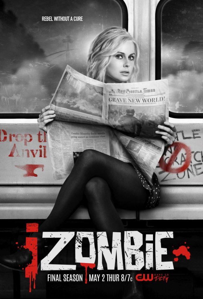 iZombie 5 poster