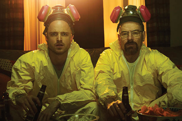 Breaking Bad - nessun film con Aaron Paul e Bryan Cranston.