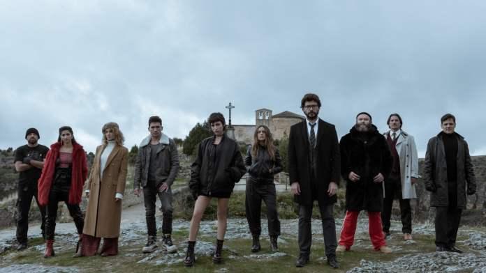 La Casa di Carta 3: la banda