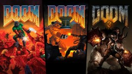 DOOM: disponibile la trilogia originale su console e mobile