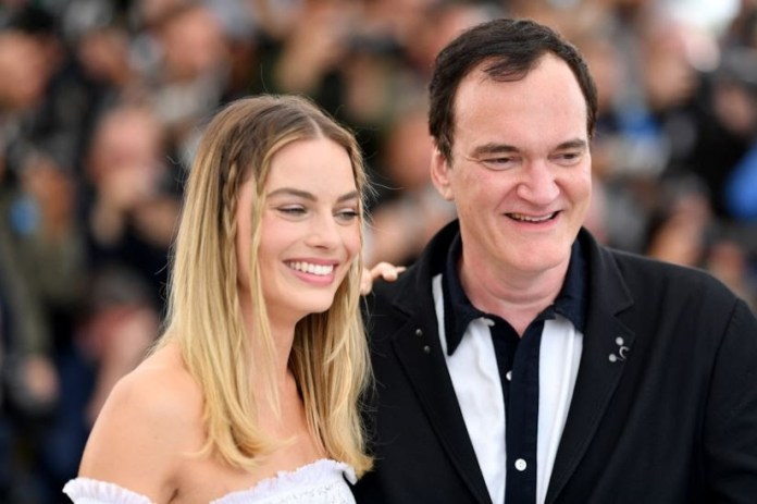 Tarantino, Margot Robbie, Once Upon a Time in Hollywood, Birds of Prey
