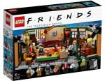 LEGO Ideas Friends 21319 Central Perk: ufficializzato il set ispirato alla serie TV anni 90