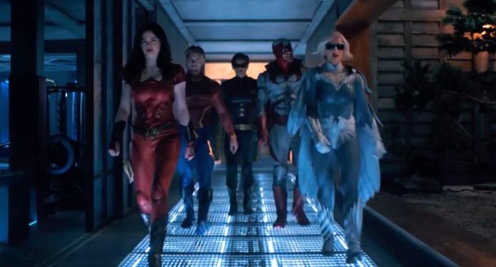 titans 2 dc universe teaser trailer
