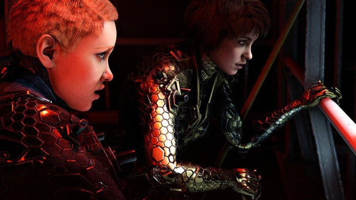 Wolfenstein Youngblood gemelle
