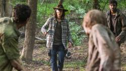 The Walking Dead: Chandler Riggs (Carl) vorrebbe comparire nei film su Rick Grimes
