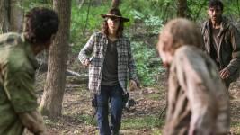 The Walking Dead: Chandler Riggs (Carl) vorrebbe comparire nei film su Rick Grimes