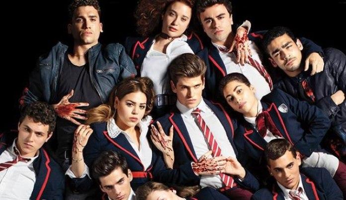 elite 2 netflix rilascia il trailer ufficiale della seconda stagione della serie tv spagnola