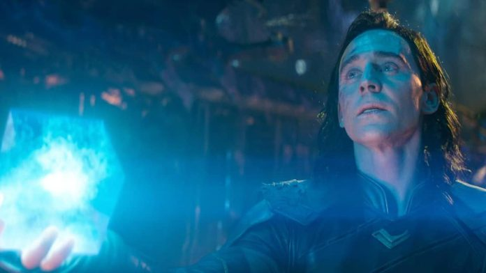 Loki ed il Tesseract