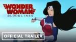 DC Comics: ecco il trailer di Wonder Woman: Bloodlines