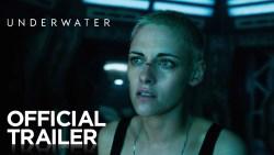 Underwater: rilasciato il trailer del film con Kristen Stewart