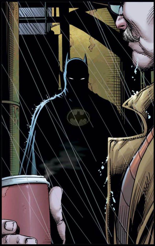 Batman Batgirl DC Comics Black Label Three Jokers Jason Fabok joker