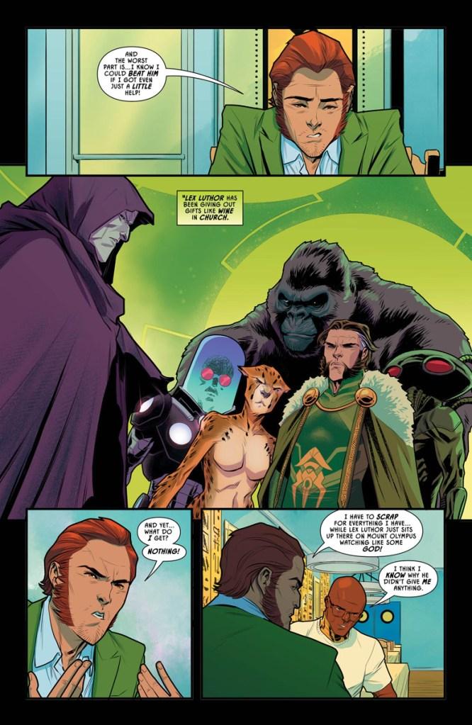 dc comics riddler enigmista batman year of the villain