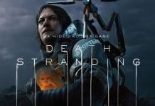 Death Strand Cover