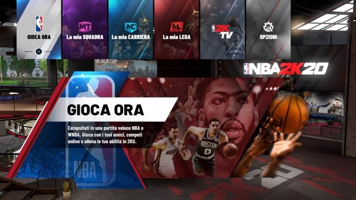 NBA 2K20 Recensione - Gameplay