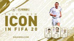 FIFA 20: Zinédine Zidane nel nuovo trailer tra le FUT Icons!