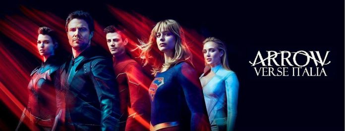 Arrowverse: Arrow, The Flash, Supergirl, Batwoman, Legends of Tomorrow