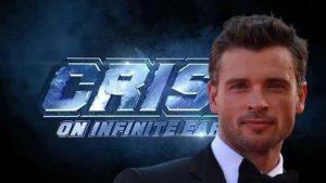 """Arrowverse: Tom Welling riprenderà il  ruolo di Smallville per il crossover """"Crisi sulle Terre Infinite"""""""