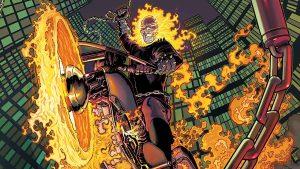 Marvel: Preparatevi a bruciare all'inferno con Ghost Rider #1