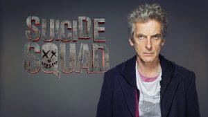 The Suicide Squad: Peter Capaldi si unisce al cast
