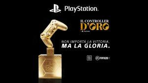 """FIFA 20: al via il concorso """"Controller d'Oro"""" su PS4"""