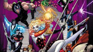 DC Comics presenta VILLAIN OF THE YEAR Fan Award - Il cui vincitore verrà rivelato in uno speciale one shot a dicembre