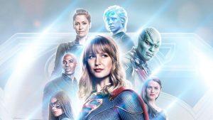 Supergirl 5: il nuovo poster mette in evidenza il nuovo costume di Kara