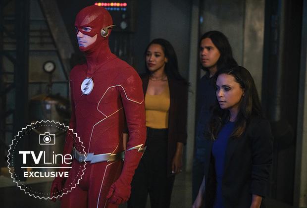 The Flash 6: Il nuovo costume di Barry Allen