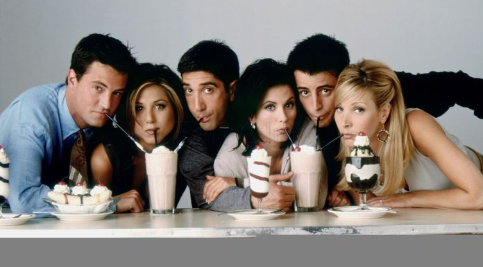 friends cast 25° anniversario tributo sitcom jennifer aniston instagram