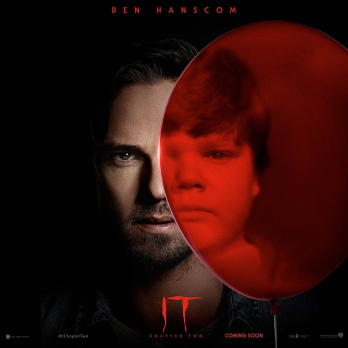 poster it: capitolo 2 warner bros