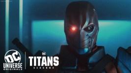 Titans 2: Deathstroke lancia la sfida ai Titani nel nuovo video di DC Universe