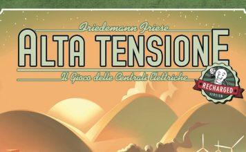 Alta Tensione cover